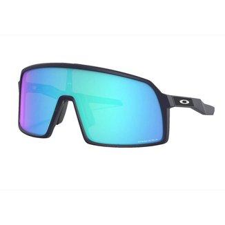 Óculos de Sol Oakley Sutro S Matte Navy W/ Prizm Sapphire