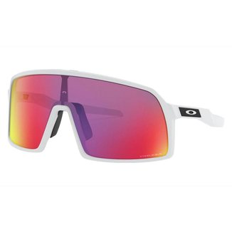 Óculos de Sol Oakley Sutro S Matte White W/ Prizm Road