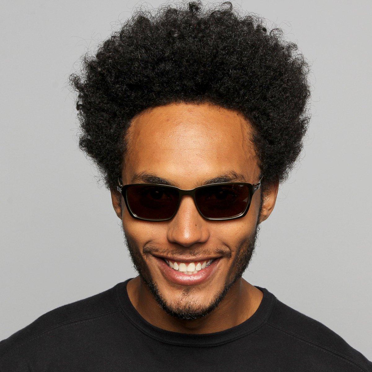 16f7eb0156c37 Óculos de Sol Oakley Tincan Iridium - Compre Agora   Netshoes
