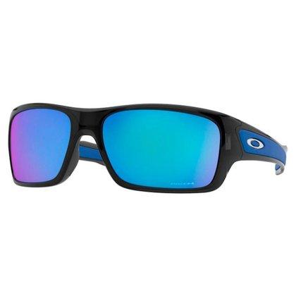 Óculos de Sol Oakley Turbine XS Black Ink Prizm Sapphire