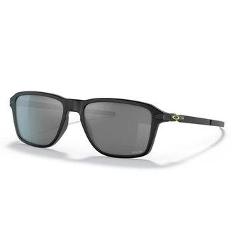 Óculos de Sol Oakley Wheel House Valentino Rossi Satin Black W/ Prizm Black
