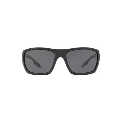 Óculos de Sol Prada Linea Rossa Retangular PS 06SS Masculino