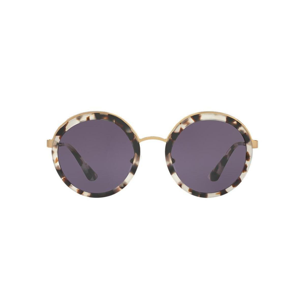 39a52d38597a6 ... 400cd020201 Óculos de Sol Prada Redondo PR 50TS Feminino - Compre Agora  Netshoes ...