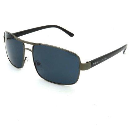 Óculos de Sol Prorider Prata com Grilamid e lente fumê - XZ3526