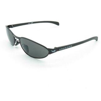 Óculos de Sol Prorider Retrô Fosco com Lente Fumê Masculino