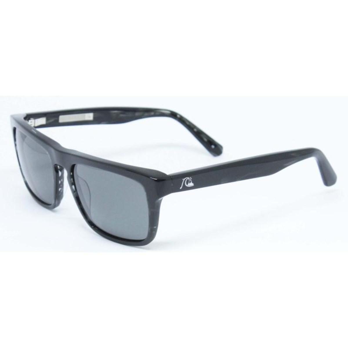 265ca26cb9886 Óculos De Sol Quiksilver The Ferris M.O Shiny - Preto - Compre Agora ...