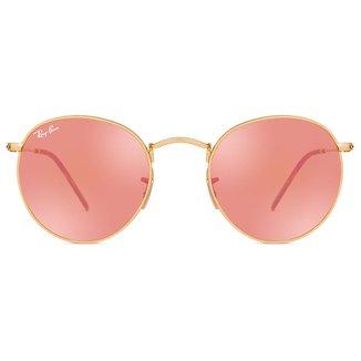 Óculos de Sol Ray-Ban 0RB3447NL-ROUND FLAT  Masculino