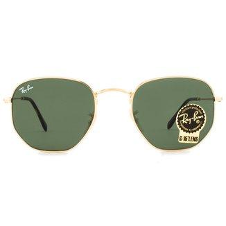 Óculos de Sol Ray-Ban 0RB3548NL-HEXAGONAL Feminino