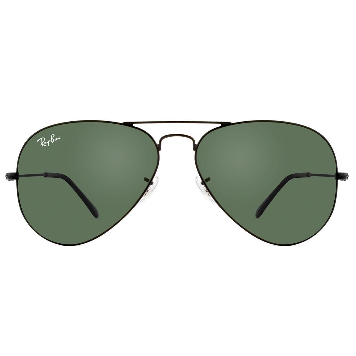 346b949404053 Óculos de Sol Ray Ban Aviator Classic RB3025L L2823-58 Masculino - Preto -  Compre Agora