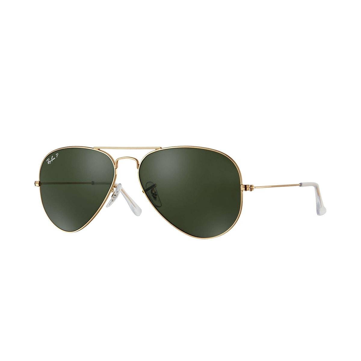 75086e79b9cb0 Óculos de Sol Ray-Ban Aviator Clássico - Dourado - Compre Agora ...