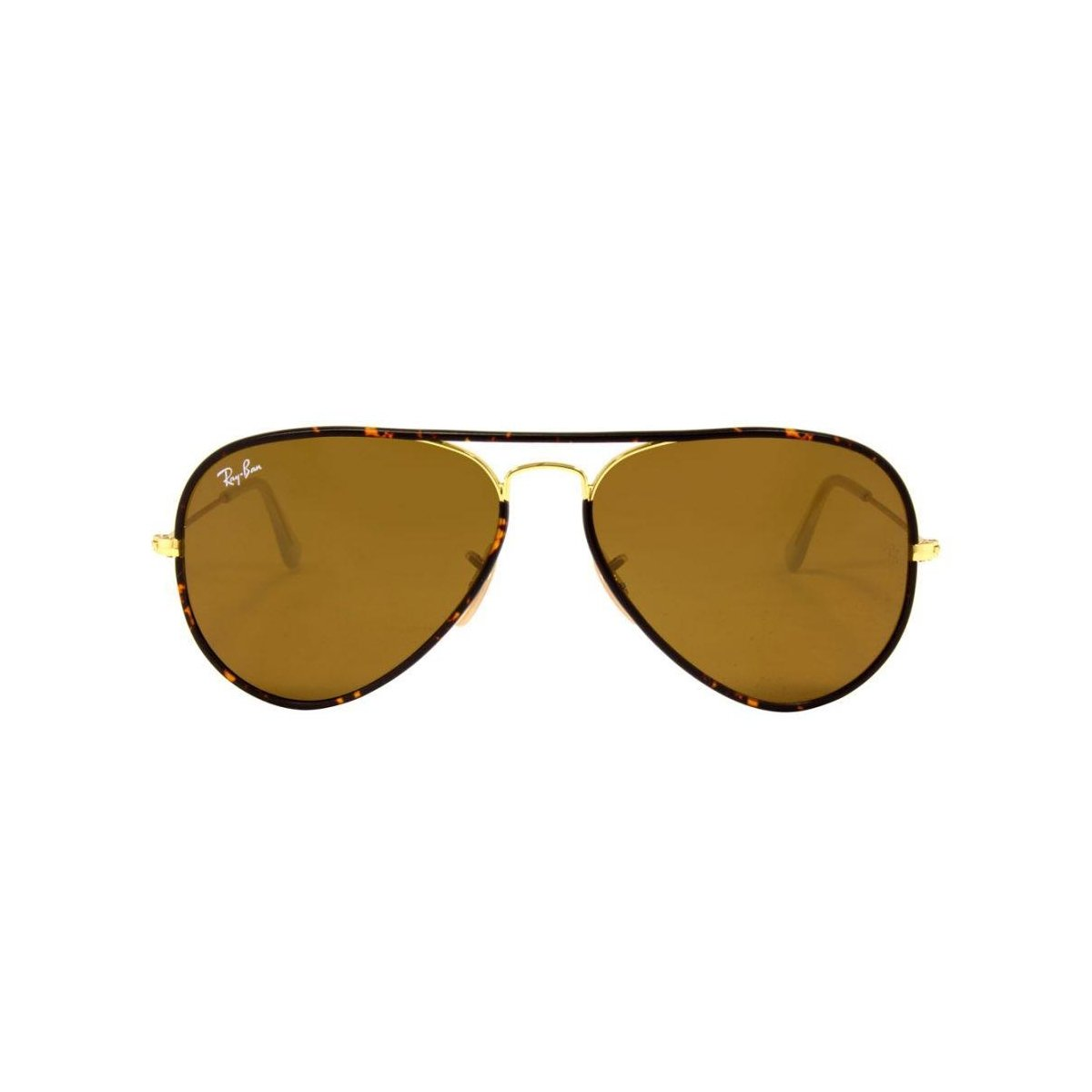 8656922853275 Óculos de Sol Ray Ban Aviator Full Color - Compre Agora