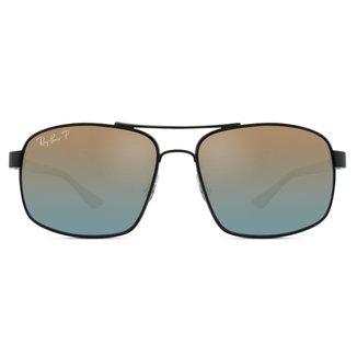 Óculos de Sol Ray Ban Cromance Polarizado Masculino