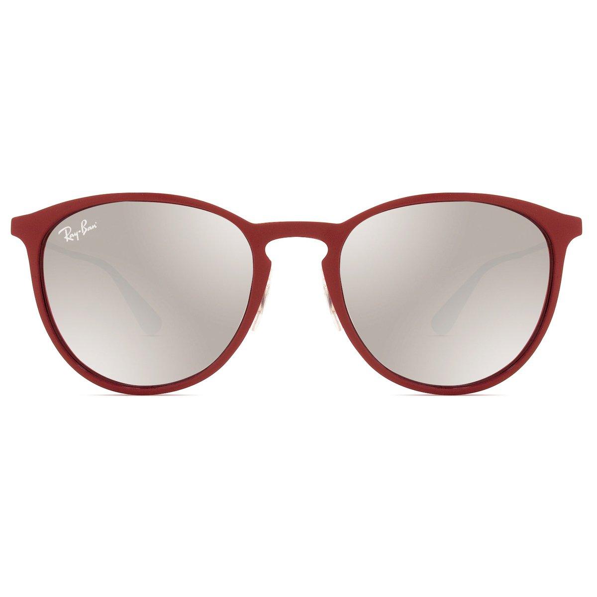 272c9ddac6c45 Óculos de Sol Ray Ban Erika Metal RB3539 9023 B5-54 Feminino - Compre Agora    Netshoes