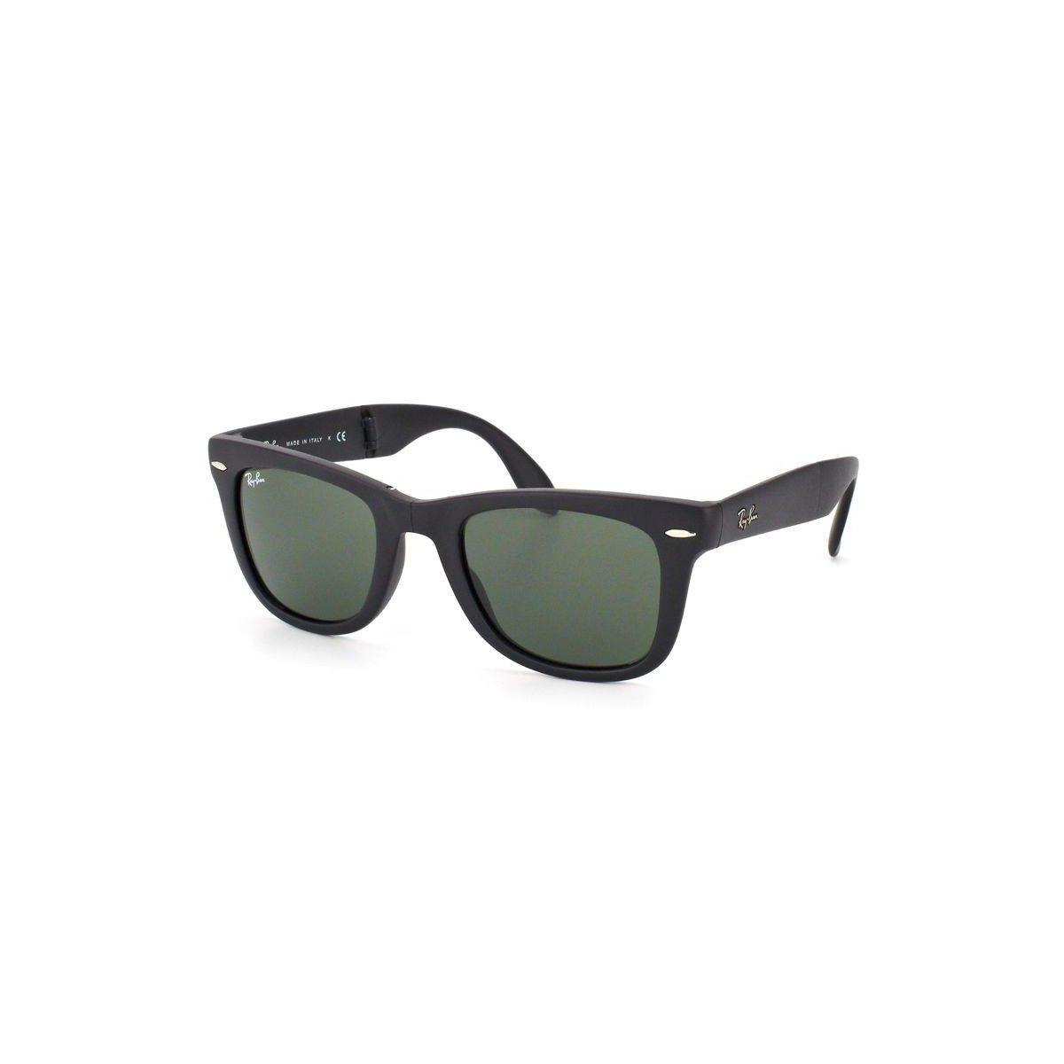 5c6558aecd137 Óculos de Sol Ray Ban Folding Wayfarer - Compre Agora