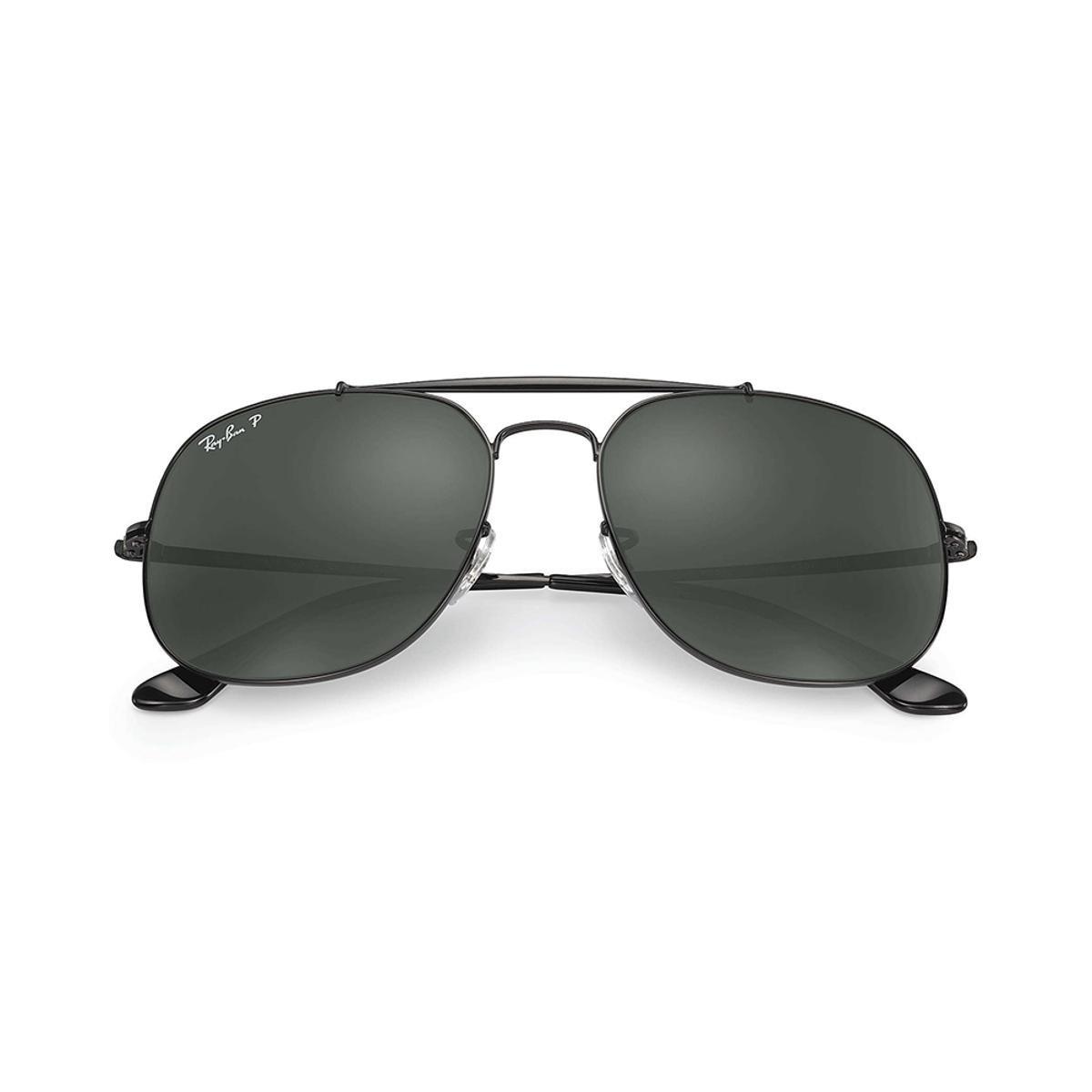 Óculos de Sol Ray-Ban General Rb3561 Masculino - Preto - Compre ... 9ffa87b60d