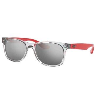 Óculos de Sol Ray Ban Infantil RJ9052S 70636G-48