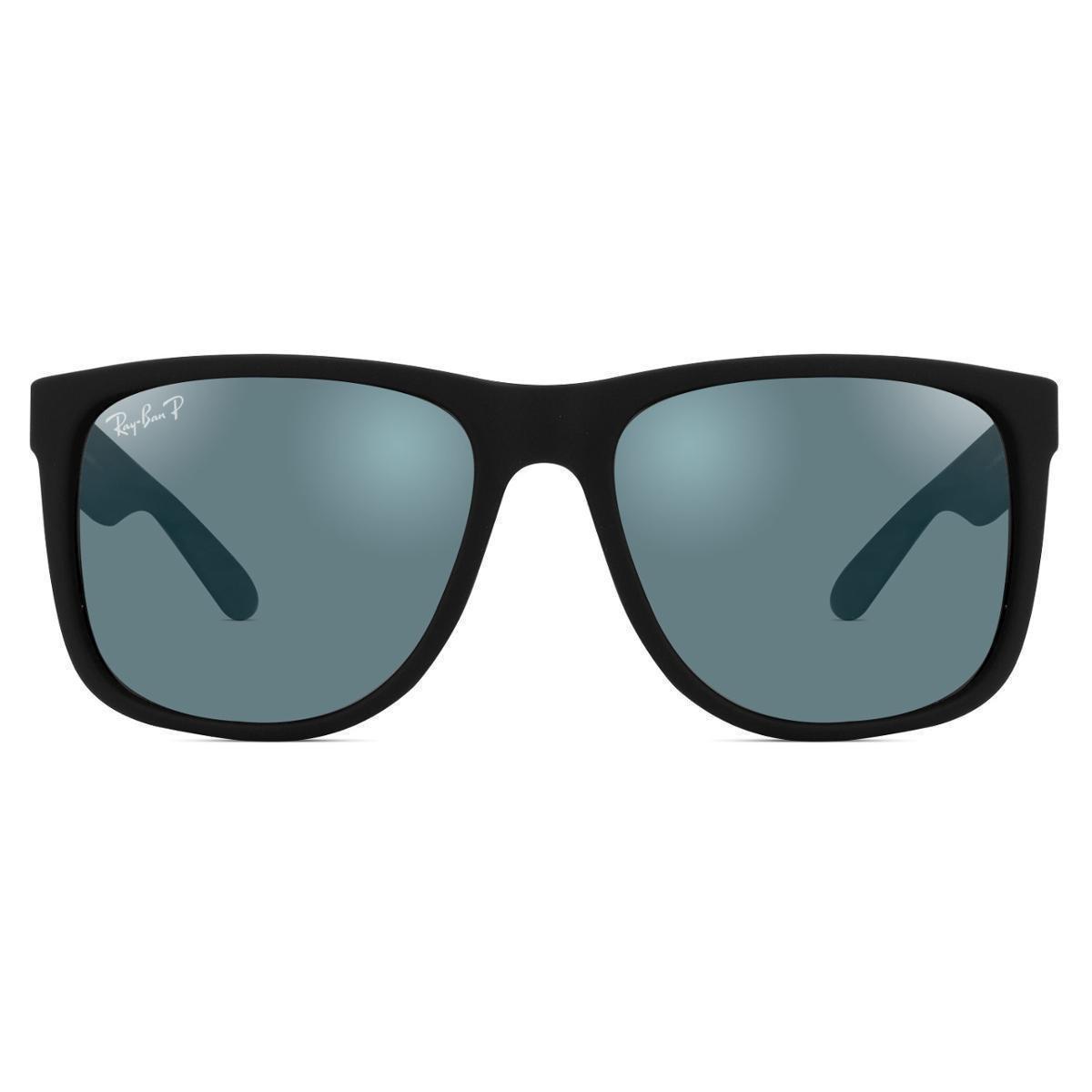 a81cb913ab40e Óculos de Sol Ray Ban Justin Polarizado RB4165L 622 T3 - Preto - Compre  Agora