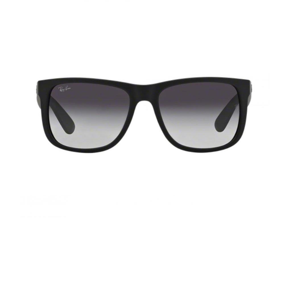 785478cdba6cf Óculos de Sol Ray Ban Justin RB4165L 601 8G - Preto - Compre Agora ...