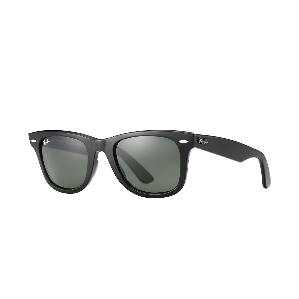 065a931c53fb3 Óculos de Sol Ray-Ban Original Wayfarer Clássico - Preto - Compre Agora