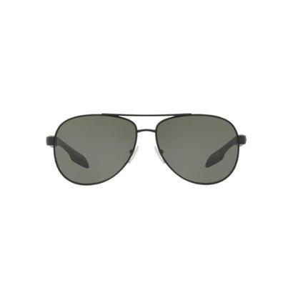 265ee08c6 Óculos de Sol Ray-Ban Quadrado PS 53PS BenBow Masculino - Preto | Netshoes