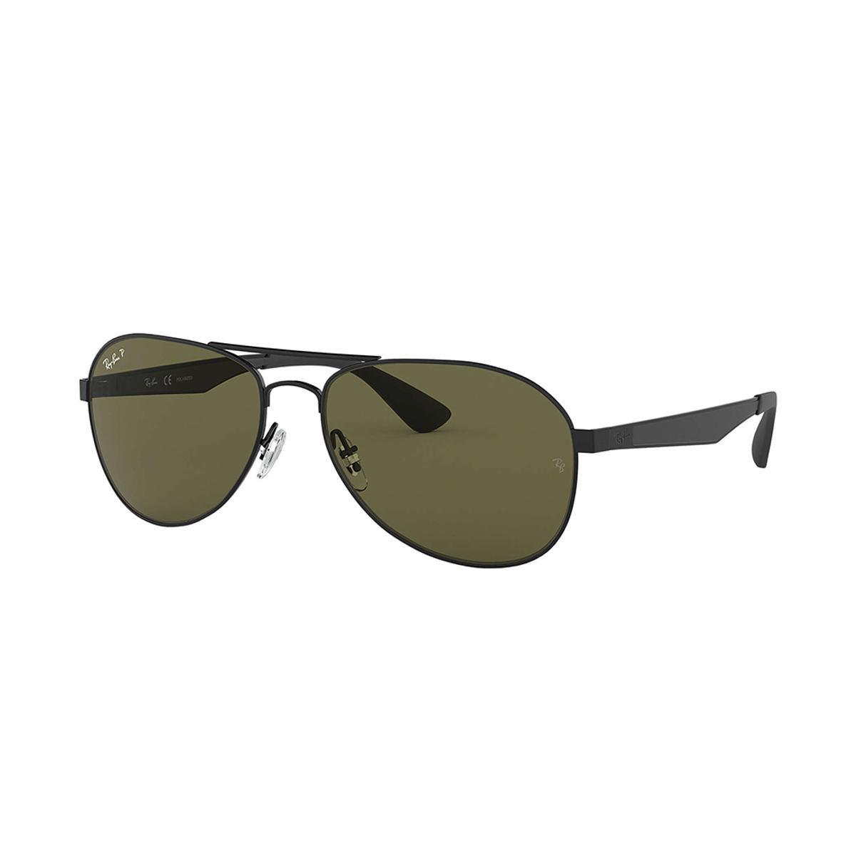 Óculos de Sol Ray-Ban RB3549 Masculino - Preto - Compre Agora   Netshoes 7b3e04d150