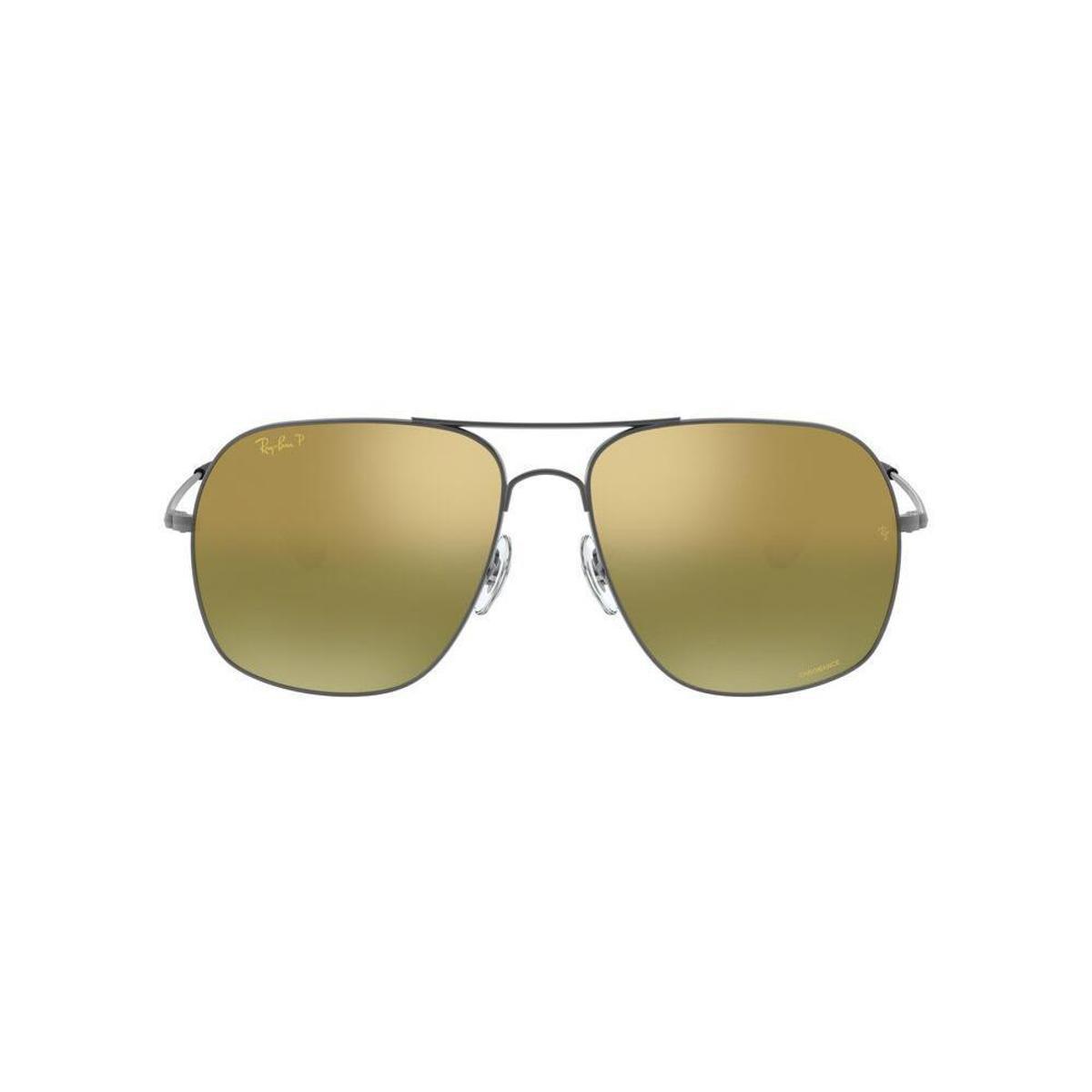 Óculos de Sol Ray-Ban Rb3587 Masculino - Prata - Compre Agora   Netshoes 9defea9c20