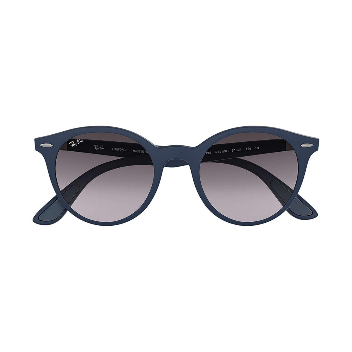 Óculos de Sol Ray-Ban RB4296 Feminino - Azul - Compre Agora   Netshoes 3cb0d1521d