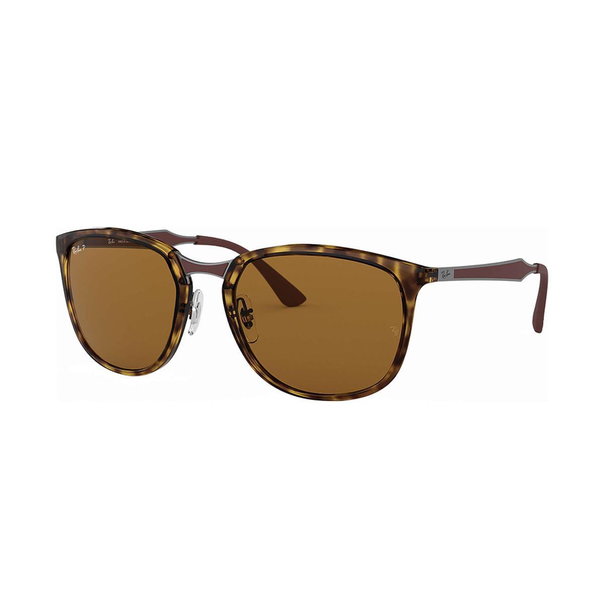 40af2a0021d8a Óculos de Sol Ray-Ban RB4299 Feminino - Marrom - Compre Agora