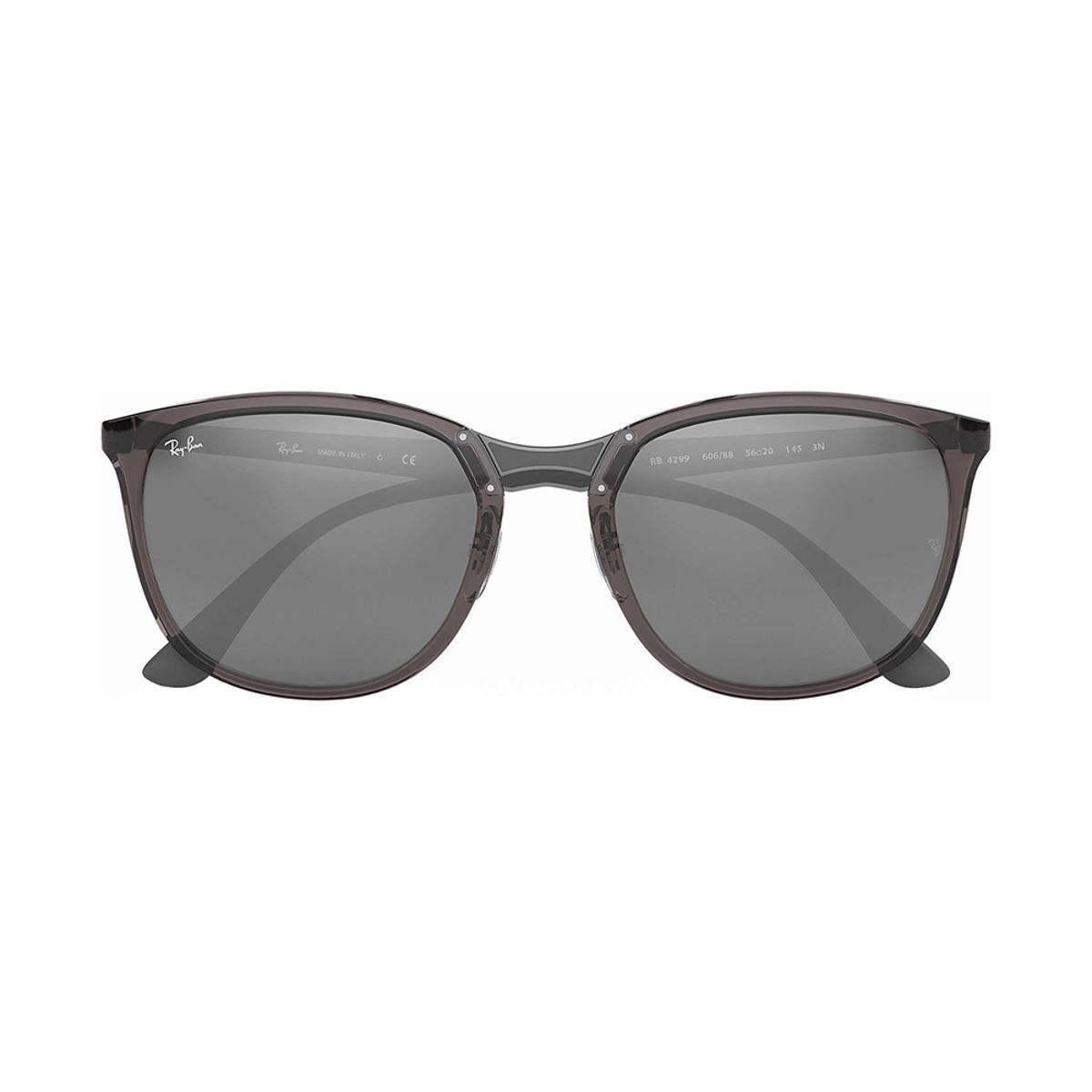 Óculos de Sol Ray-Ban RB4299 Masculino - Cinza - Compre Agora   Netshoes a135420255