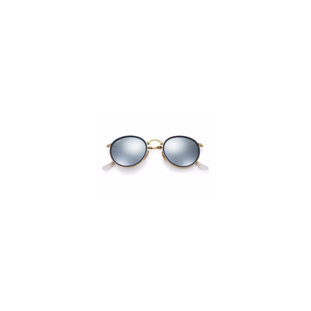 Óculos de Sol Ray Ban Round Dobrável. - Compre Agora  75dd5abf0cdae