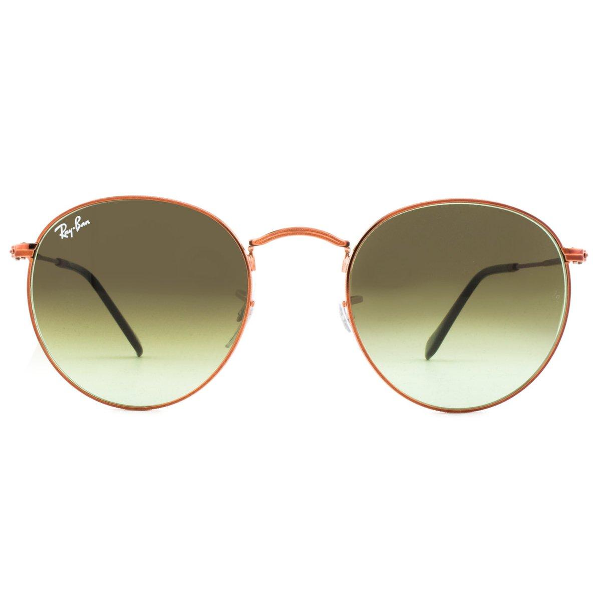 Óculos de Sol Ray Ban Round Metal RB3447 9002A6-50 Feminino - Compre Agora    Netshoes 1e3b1134d5