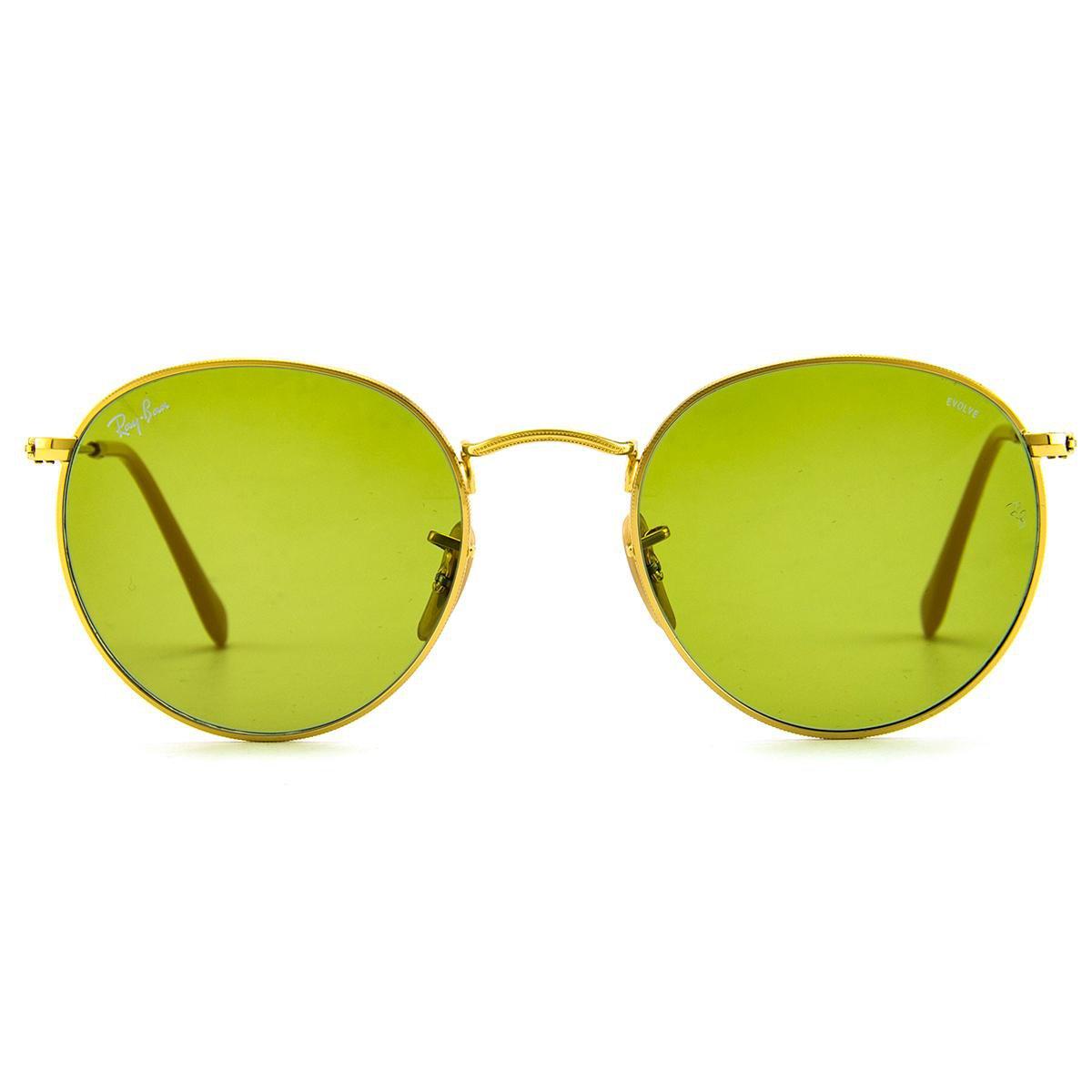 7e21f13c1 Óculos de Sol Ray-Ban Round RB3447 - 90644C/53 | Netshoes