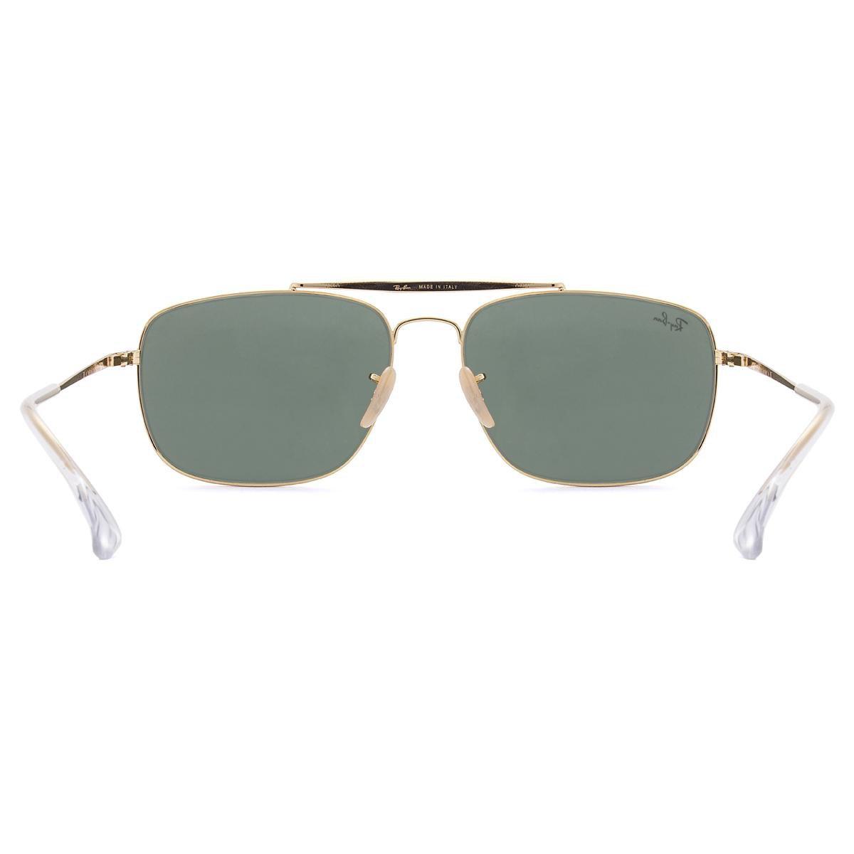 Óculos de Sol Ray-Ban The Colonel RB3560 -001 3F 61 - Dourado ... 843f637f48