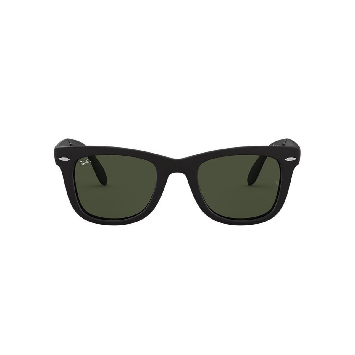 74f559394698d Óculos de Sol Ray-Ban Wayfarer Rb4105 - Preto - Compre Agora