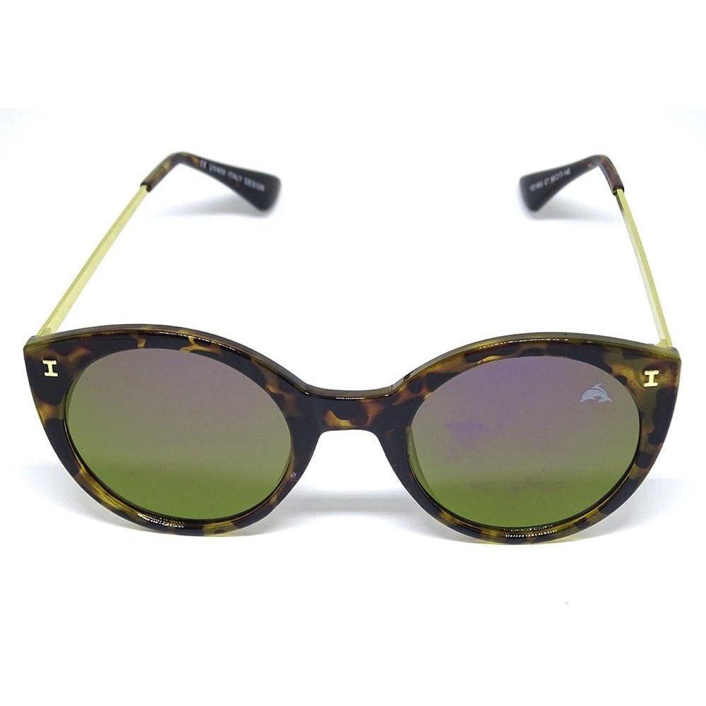 Óculos De Sol Redondo Cayo Blanco - Compre Agora   Netshoes dbeb60ce35