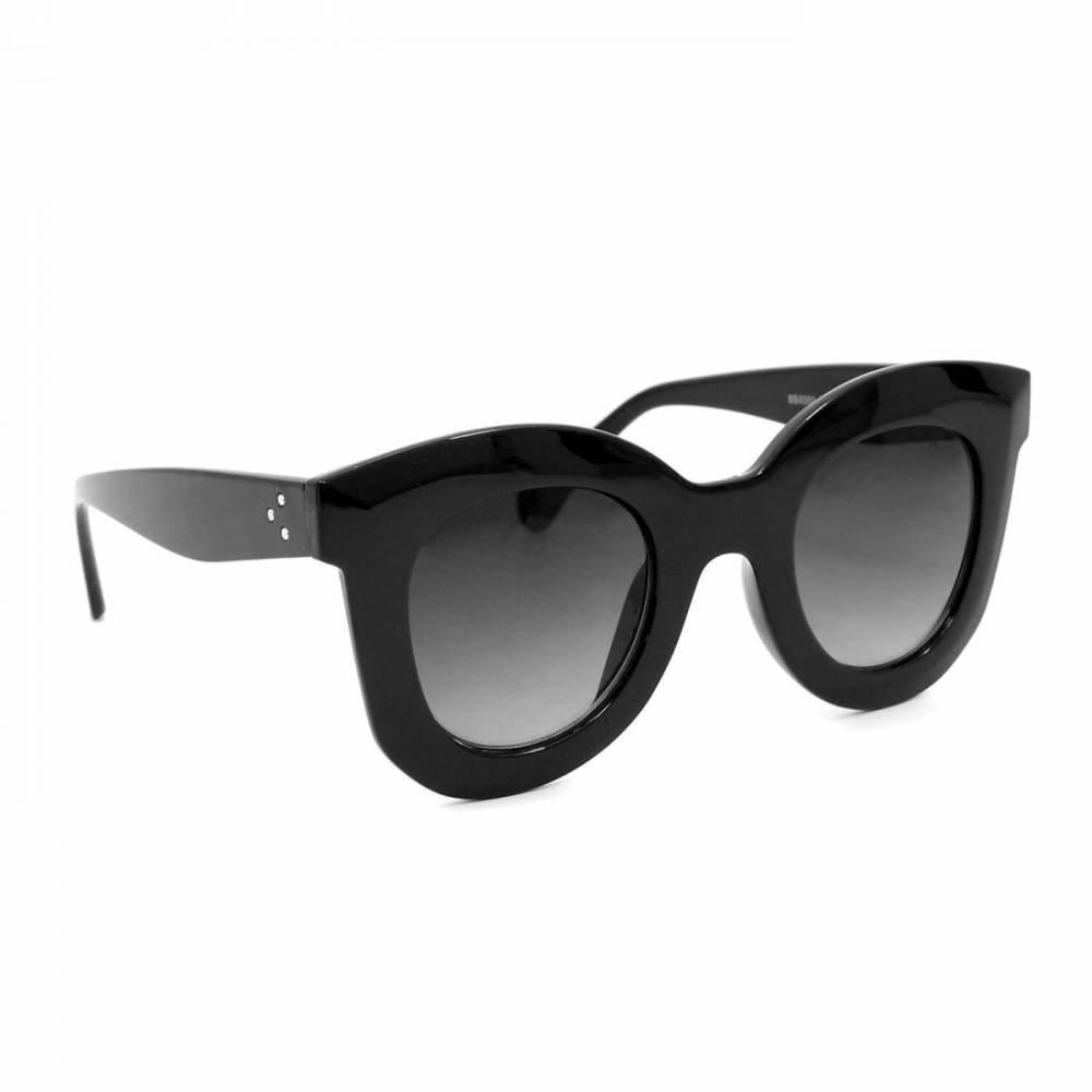 c51aa8cf3fa9f Óculos de Sol Retrô - Preto - Compre Agora