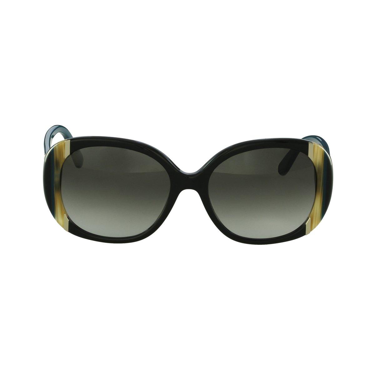 652184936 Óculos de Sol Salvatore Ferragamo Casual Preto - Compre Agora | Netshoes