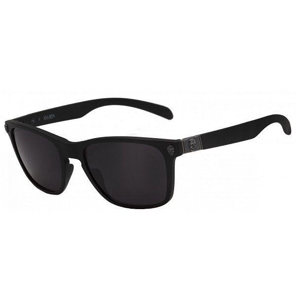 aaf75da9d5bdd Óculos de sol Skull Matte Black S.AGED Silve HB - Compre Agora ...
