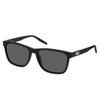 Óculos de Sol Solar Puma PE0123S Masculino Preto