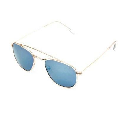 Óculos de Sol Thomaston Round Aviador AzulÓculos de sol THOMASTON é um acessórioque vai ao encontro de quem deseja um vi...