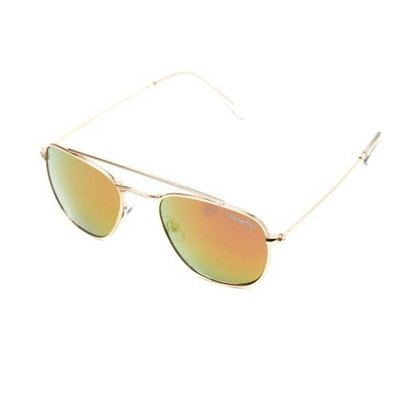Óculos de Sol Thomaston Round Aviador LaranjaÓculos de sol THOMASTON é um acessórioque vai ao encontro de quem deseja um...