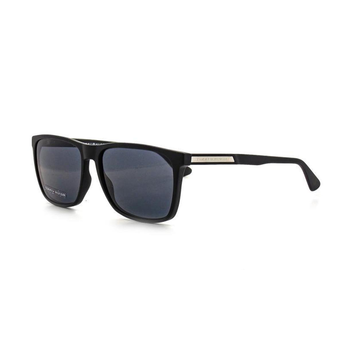 última venta apariencia elegante numerosos en variedad Oculos de Sol Tommy Hilfiger Lente Proteção UV Masculino - Preto