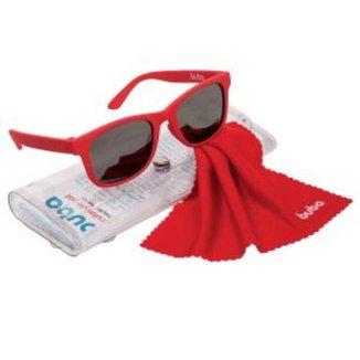 Óculos De Sol Vermelho Buba Baby