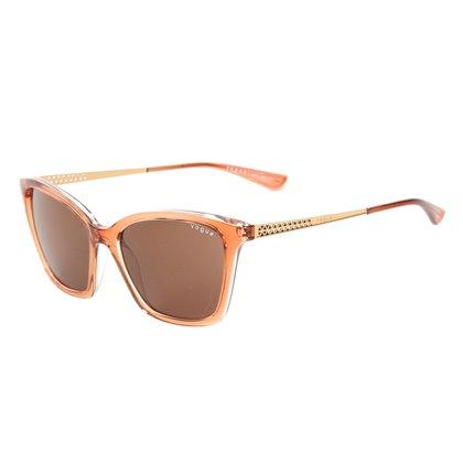 Óculos De Sol Vogue Metal Com Lentes De Plástico 0VO5333SL28471354 Feminino