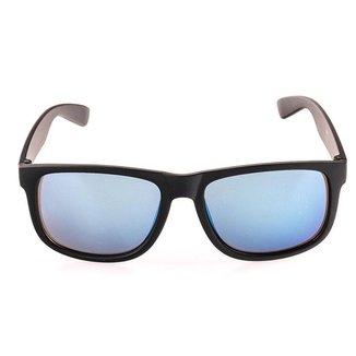 Óculos De Sol Voor Vert   Fosco Com Lente Espelhada  Feminino