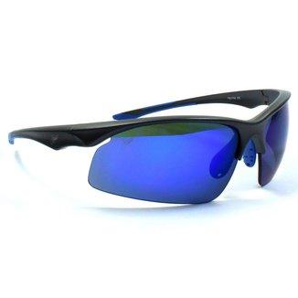 Óculos esportivo JFsun Randy ciclismo corrida UVA/B pb/azesp
