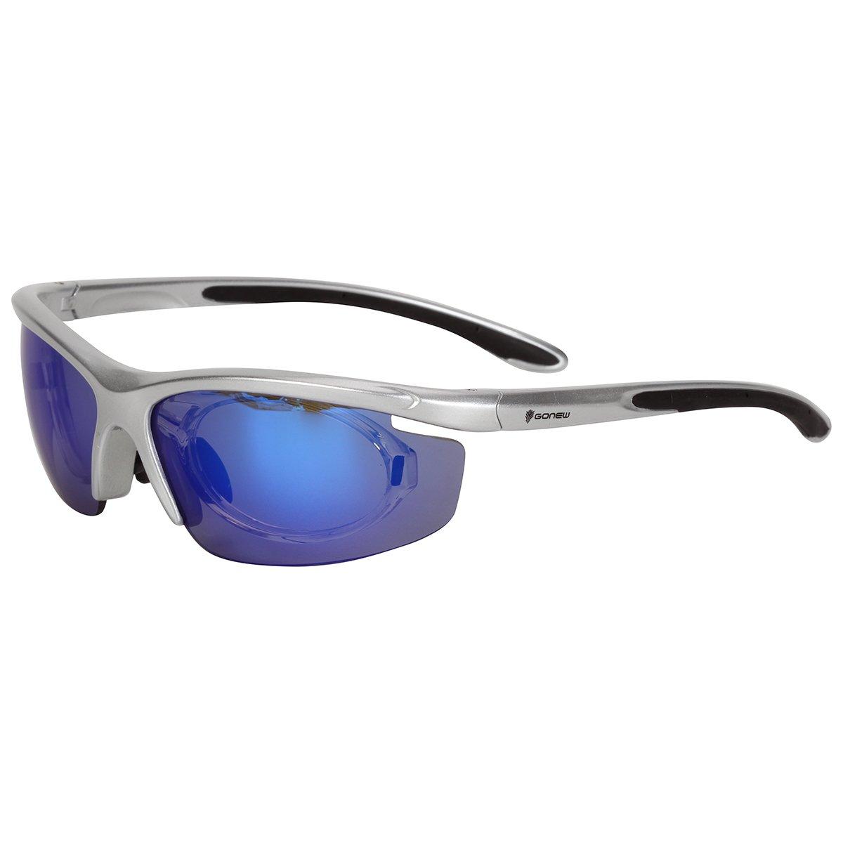 ... Óculos Gonew Fitter com Clip para Grau Removível - Polarizado ... 087c3ec6bd