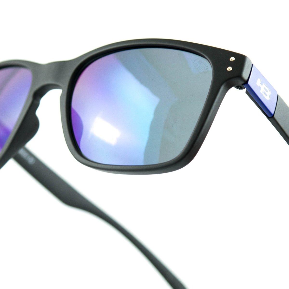 Óculos HB Gipps 2.0 - Preto e Azul - Compre Agora   Netshoes daa59a008a