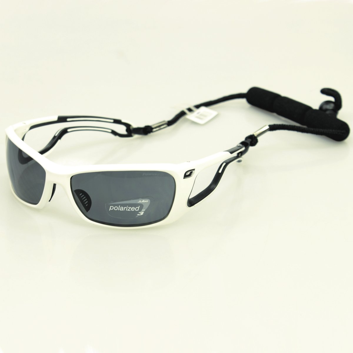 Óculos Julbo Pipeline BlanNoir Polarized - Compre Agora   Netshoes 61ef92c1b5