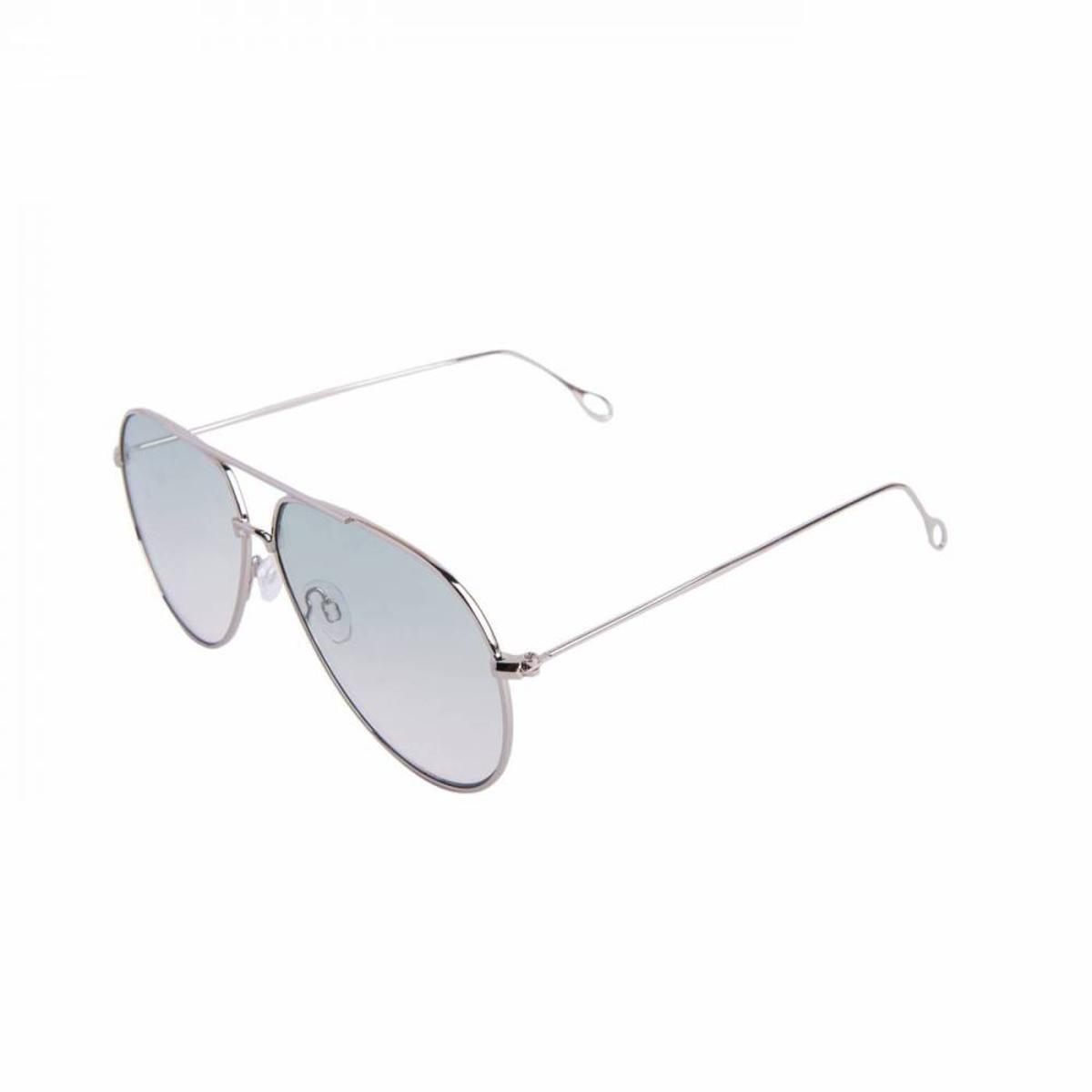 5fc2d67c2b348 Óculos Marielas Aviador Feminino - Prata - Compre Agora   Netshoes